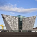 Titanic Belfast / Todd Architects (42) © Christopher Heaney