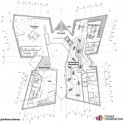 Titanic Belfast / Todd Architects (72) 4th floor plan