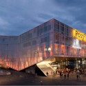 Ice Rink In Bern / Ipas Architects Courtesy of Ipas Architects