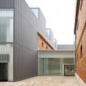 Rehabilitation Of Former Prison Of Palencia As Cultural Civic​ Center / Exit Architects © FG+SG