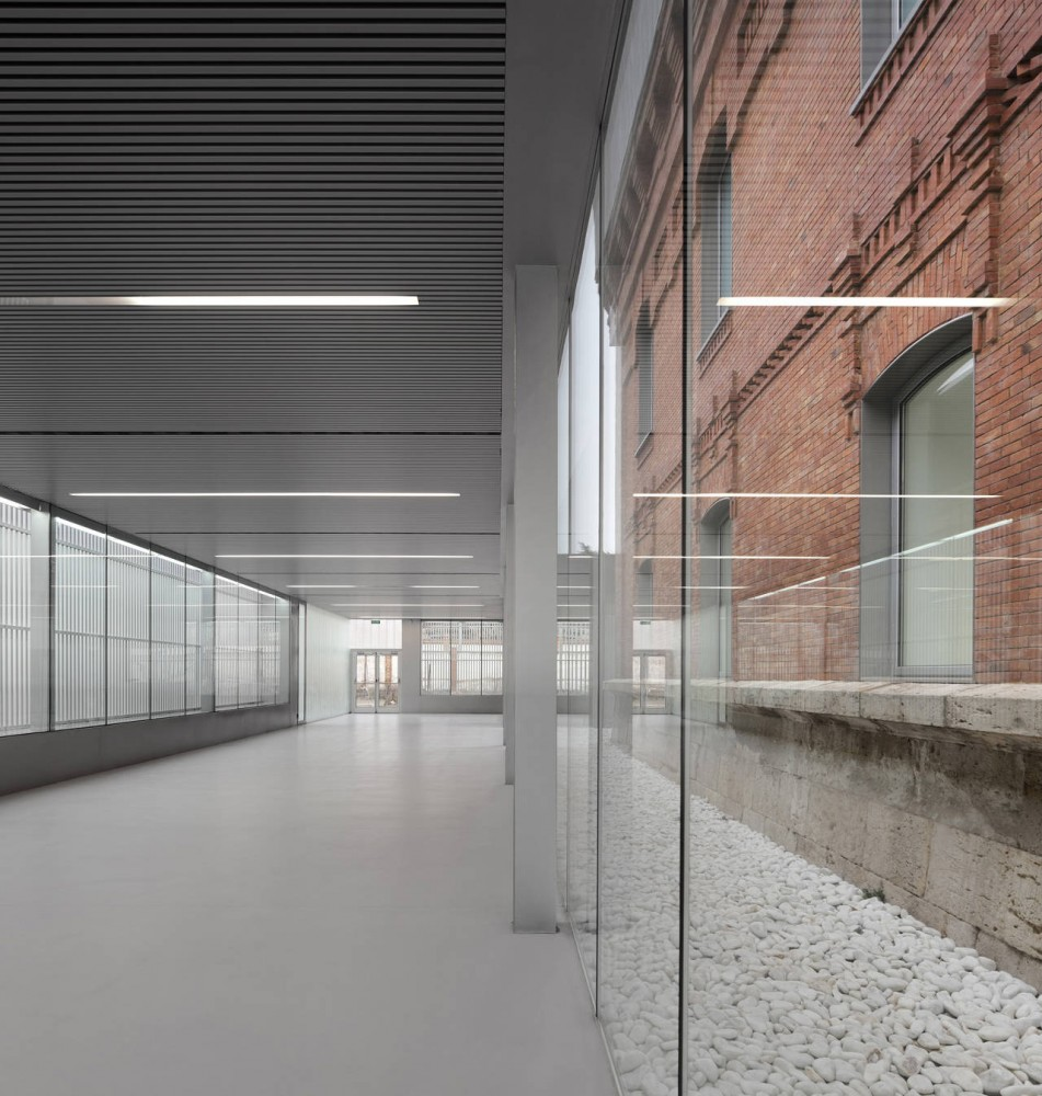 Rehabilitation of Former Prison of Palencia as Cultural Civic​ Center / Exit Architects
