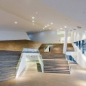 EYE - New Dutch Film Institute / Delugan Meissl Associated Architects © Iwan Baan