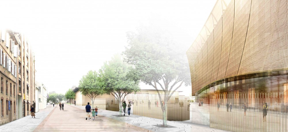 Albi Major Theatre / Dominique Perrault Architecture