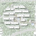 Skolkovo Technopark District D2 Residential Area (9) site plan 02