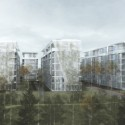 Skolkovo Technopark District D2 Residential Area (6) Courtesy of Saltans Architects_International + Jaeger and Partner Architects