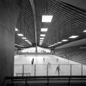 Yale Hockey Rink, Eero Saarinen Architect, 1958, New Haven, CT Yale Hockey Rink, Eero Saarinen Architect, 1958, New Haven, CT © Pedro E. Guerrero, Courtesy Edward Cella Art+Architecture
