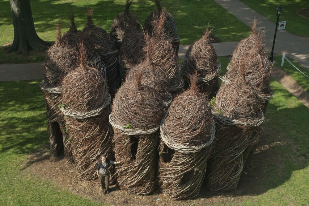 Stickwork / Patrick Dougherty