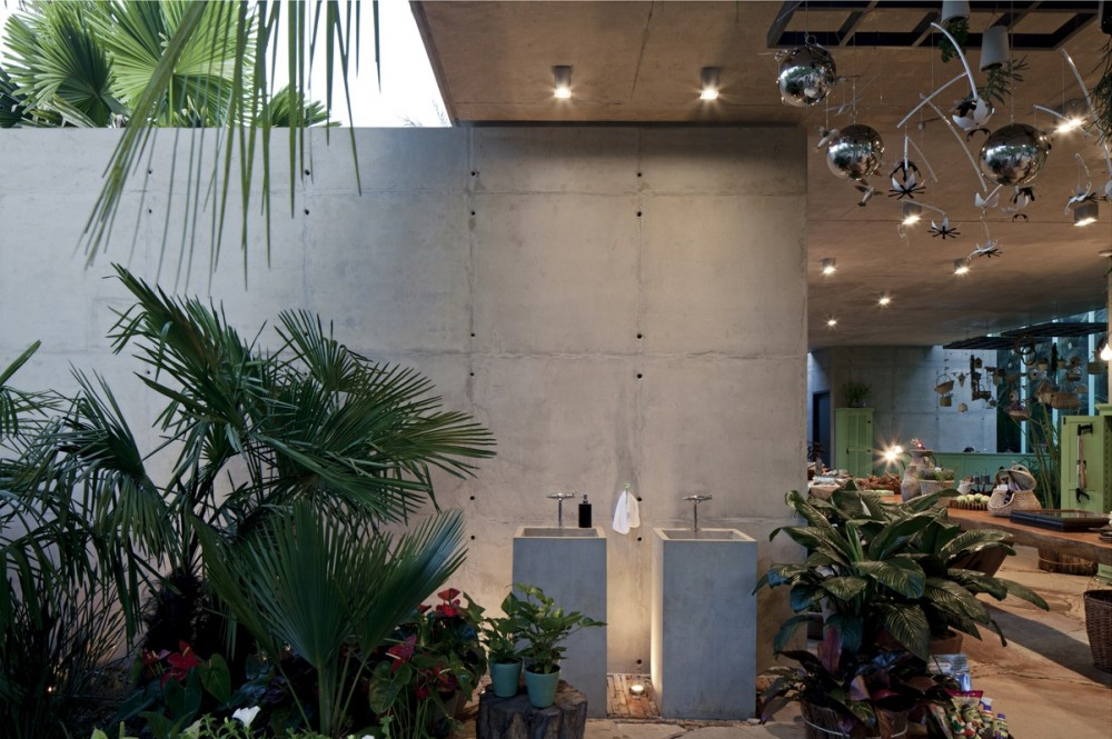 Botanical Shop / Rizoma