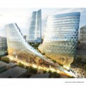 Zhengzhou Mixed Use Development / Trahan Architects (6) Courtesy of Trahan Architects
