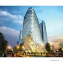 Zhengzhou Mixed Use Development / Trahan Architects (9) Courtesy of Trahan Architects