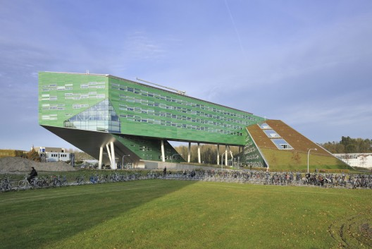 Linnaeusborg, Centre for Life Sciences / Rudy Uytenhaak Architectenbureau © Marcel van der Burg