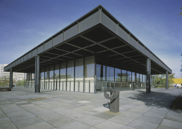 Renovation of Berlins Neue Nationalgalerie / David Chipperfield