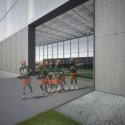 Syracuse University Practice Football Facility (3) Courtesy of Bernheimer Architecture