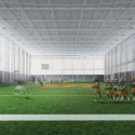 Syracuse University Practice Football Facility (7) Courtesy of Bernheimer Architecture