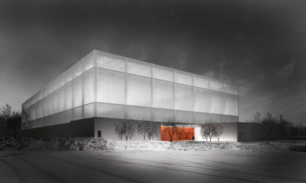 Syracuse University Practice Football Facility / Bernheimer Architecture