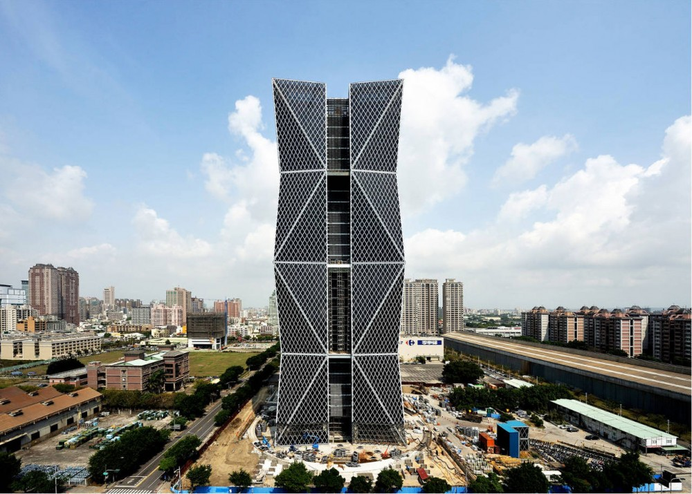In Progress: China Steel Corporation Headquarters / Artech Architects
