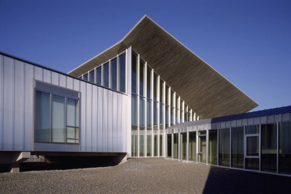 Spanish-Portuguese Agricultural Research Center (CIALE) / Canvas Arquitectos