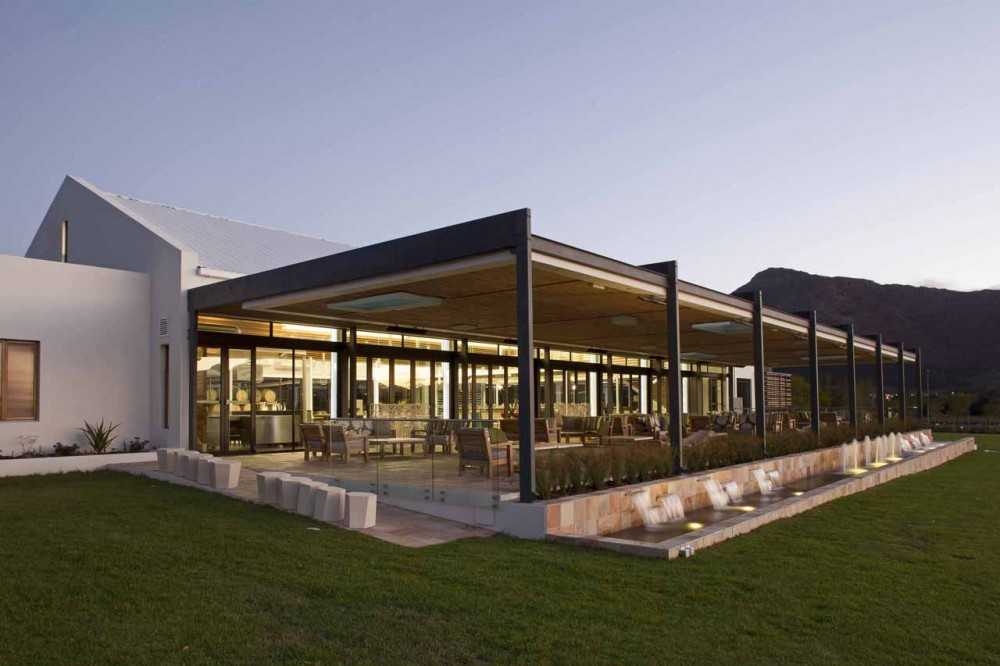 Leopards Leap Vineyards / Makeka Design Lab