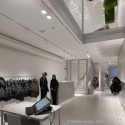 Duvetica Milano Shop / Tadao Ando Architect & Associates © Thomas Mayer