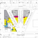 Beach and Howe Mixed-Use Tower (17) podium level plan 03