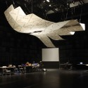 'Manta' Installation (1) © Michael Villardi
