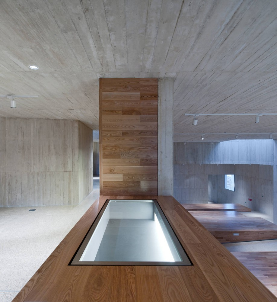 Easter Sculpture Museum / Exit Architects