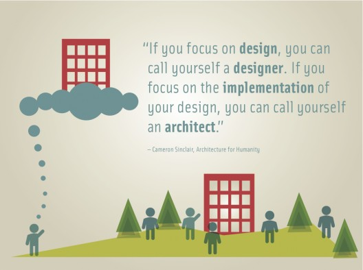 The inevitable rise of public interest design archdaily for Architecture quotes wallpaper