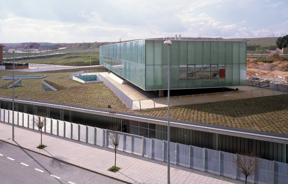 Institute of Neurosciences of Castilla y Len / Canvas Arquitectos