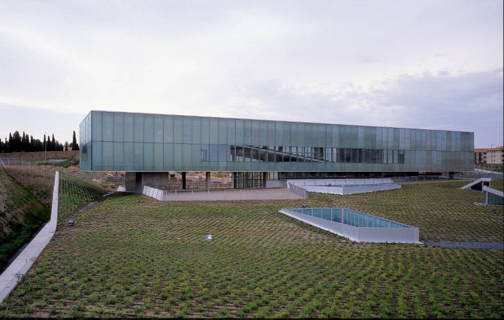 Institute of Neurosciences of Castilla y León / Canvas Arquitectos