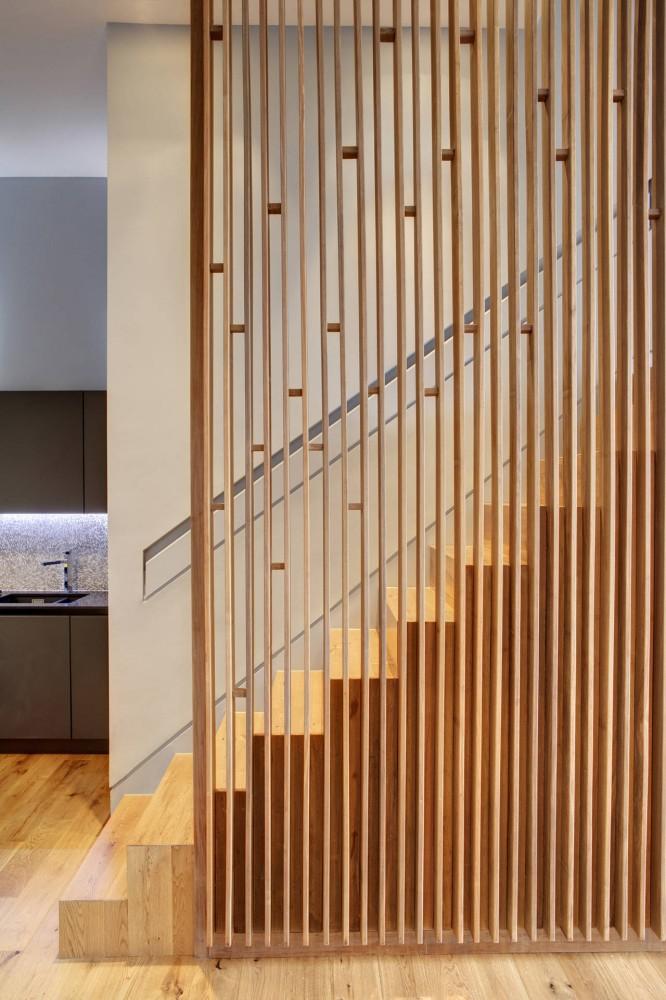 Apartment At Bow Quarter / Studio Verve Architects © Luke White