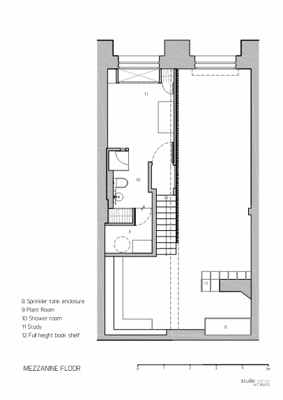 Architecture Photography Mezzanine Floor Plan 227310