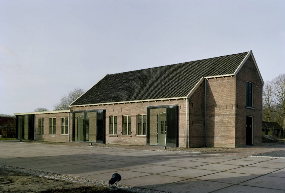 Museum and Exposition Centre / Atelier Kempe Thill