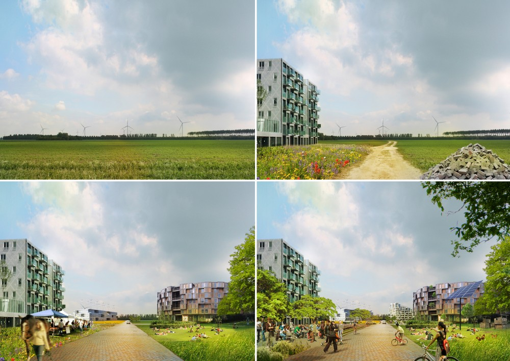 D.I.Y Urbanism: Almere Oosterworld / MVRDV