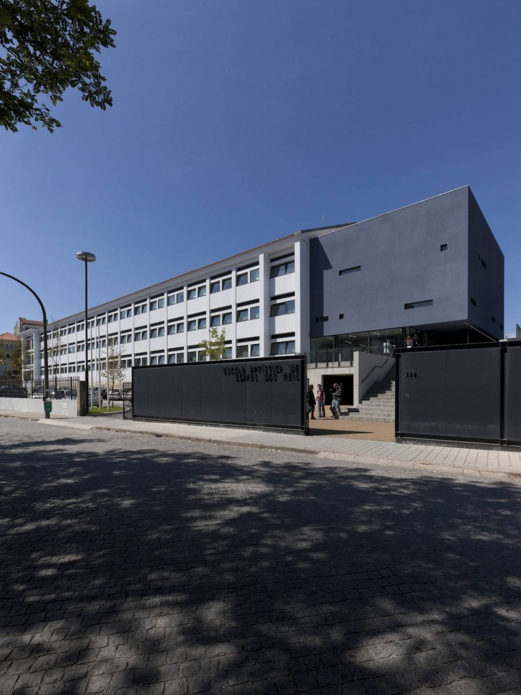 Soares dos Reis School of Arts / Carlos Prata + Nuno Barbosa