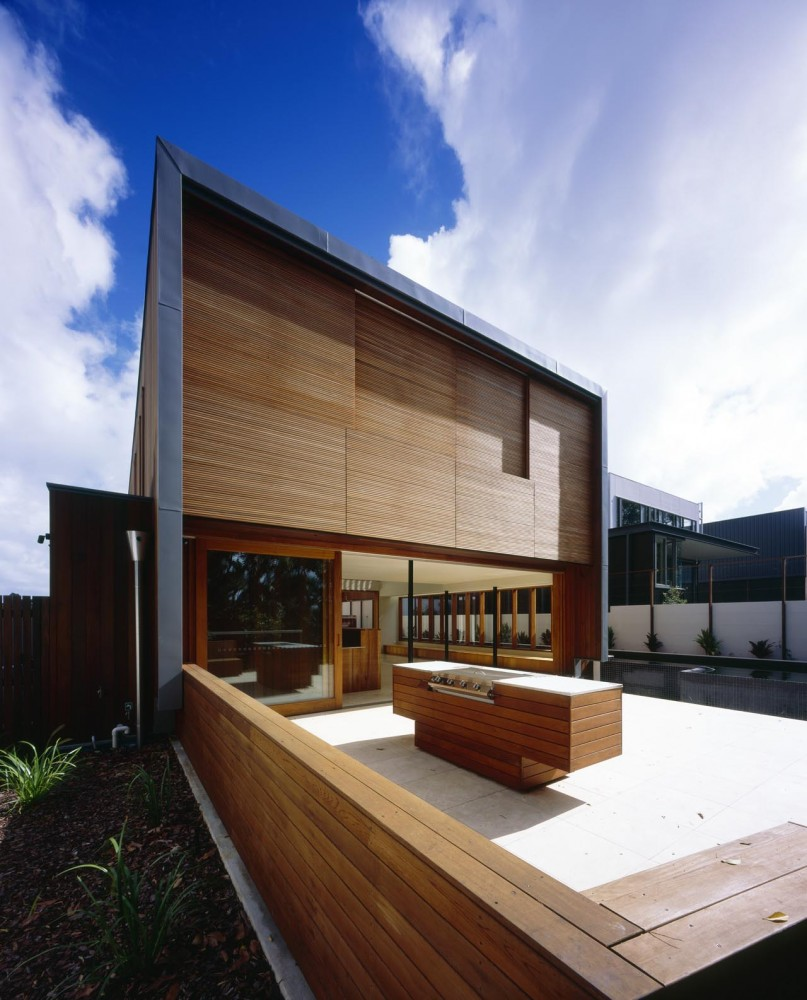 Elysium / Richard Kirk Architect