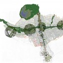 Finalists for the Masterplan of Tirana, Albania / Grimshaw Architects (3) Courtesy of Grimshaw Architects