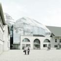 Lausanne Planetarium Proposal (2) Courtesy of Studio DMTW