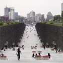 Ewha Womans University / Dominique Perrault Architecture (1) © André Morin / DPA / Adagp