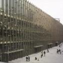 Ewha Womans University / Dominique Perrault Architecture (4) © André Morin / DPA / Adagp