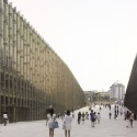 Ewha Womans University / Dominique Perrault Architecture (5) © André Morin / DPA / Adagp