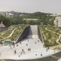 Ewha Womans University / Dominique Perrault Architecture (7) © André Morin / DPA / Adagp