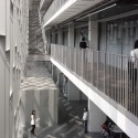 Ewha Womans University / Dominique Perrault Architecture (31) © André Morin / DPA / Adagp