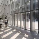 Ewha Womans University / Dominique Perrault Architecture (32) © André Morin / DPA / Adagp