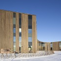 Sami Cultural Center Sajos / HALO Architects © Mika Huisman