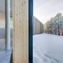 Sami Cultural Center Sajos / HALO Architects  Mika Huisman