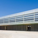 Sports Center In Rubi / CGP Arquitectos © Francisco Urrutia