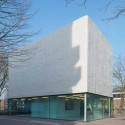 Youth Center In Amsterdam / Atelier Kempe Thill © Ulrich Schwarz