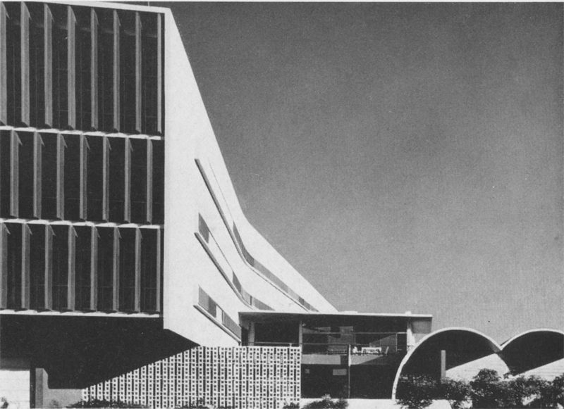 The Neutra Embassy Building in Karachi, Pakistan: A Petition to Save Modernism