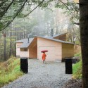 "2012 Architectural League Prize Winners Announced (3) TSUTSUI - ""Inbetween House,"" Koji Tsutsui, Koji Tsutsui & Associates"
