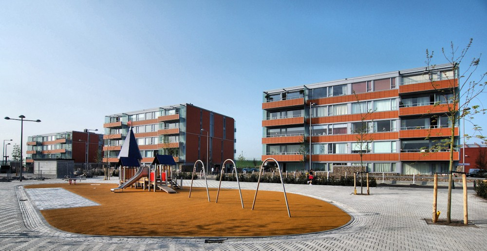 Senior Housing De Dijken 10 / HVE architecten